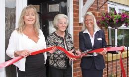 Opening Oakalls Grange